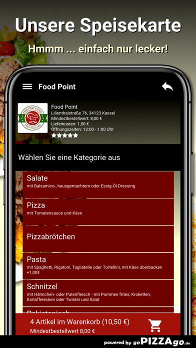 Food Point Kassel Pizza screenshot 4