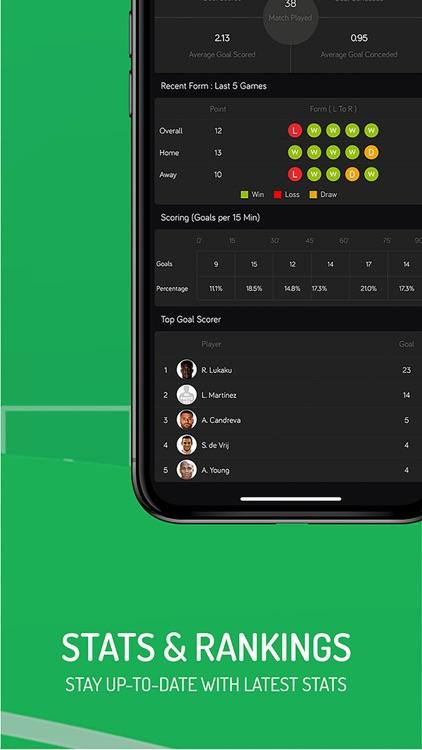 Footylight- Soccer Highlights screenshot-7