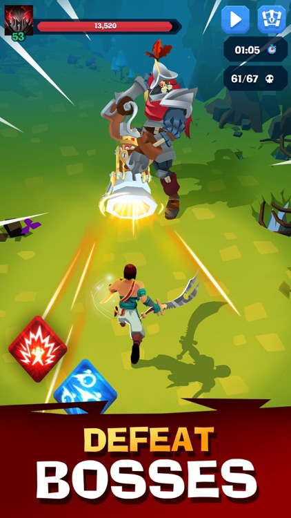 Mighty Quest For Epic Loot RPG