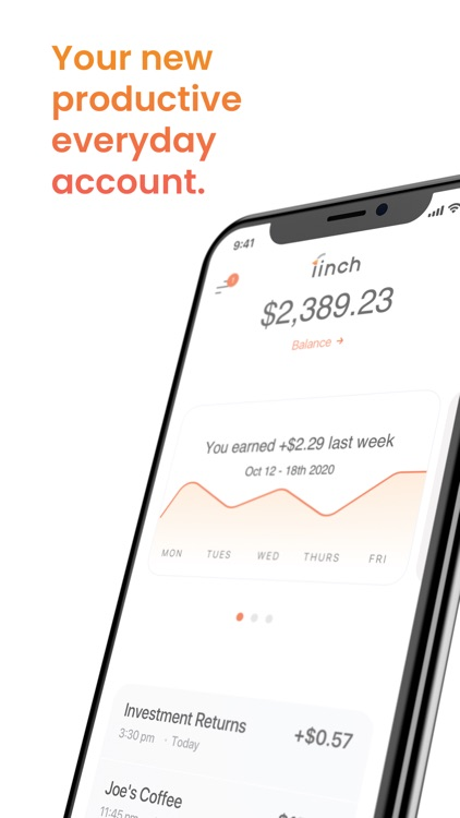 Finch: Checking and Investing