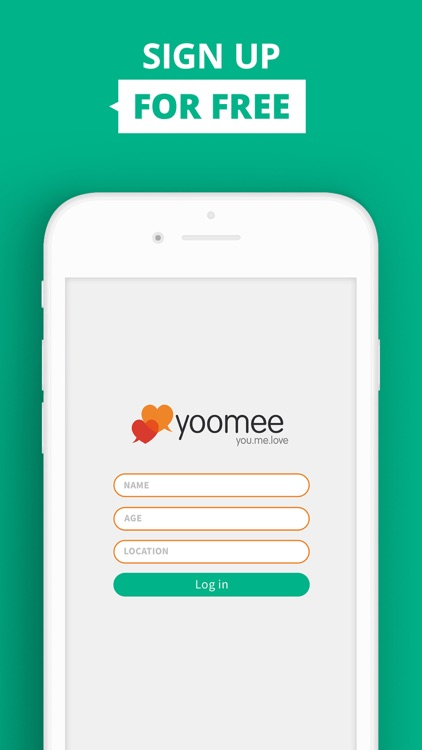 yoomee: Chat & Meet New People screenshot-4