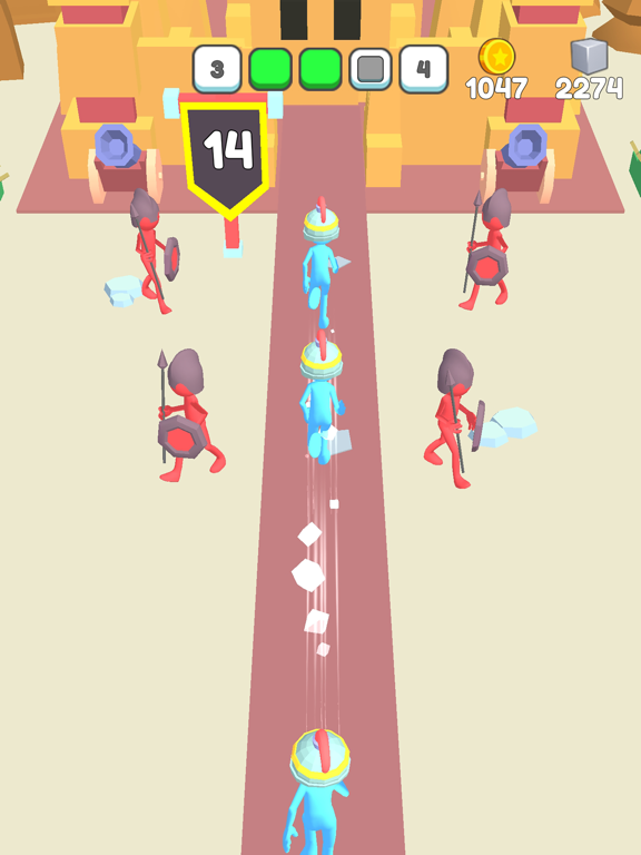 Attack the Castle screenshot 10