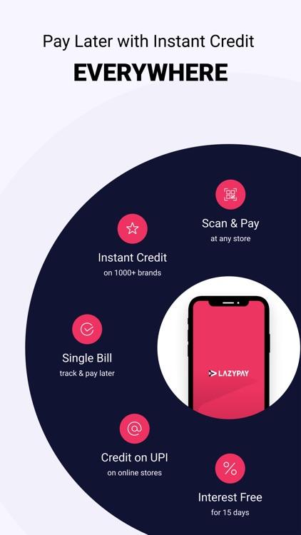 LazyPay–PayLater|Personal Loan