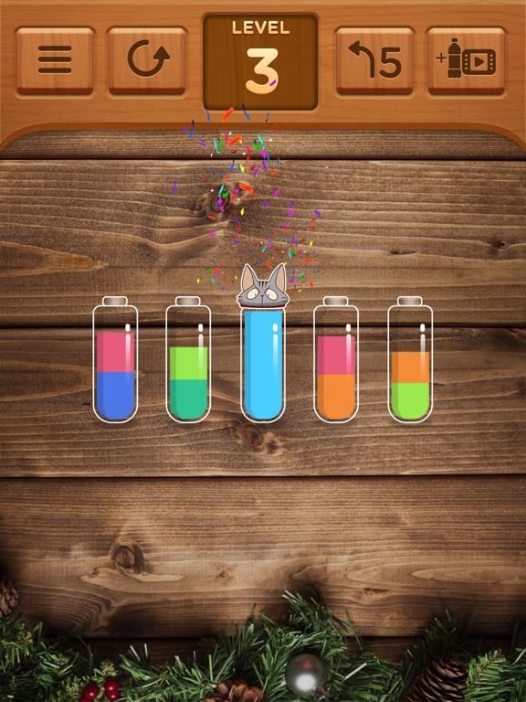 Liquid Sort Puzzle- Water Sort screenshot 8