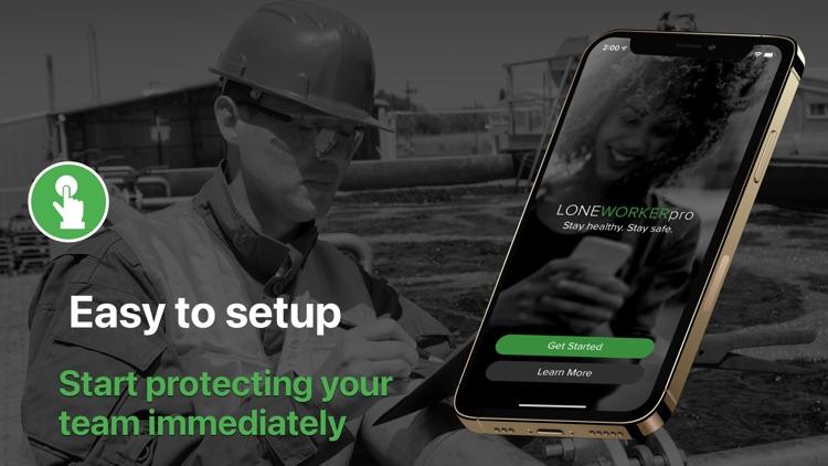 LoneWorker Pro—Safety Alerts screenshot-5