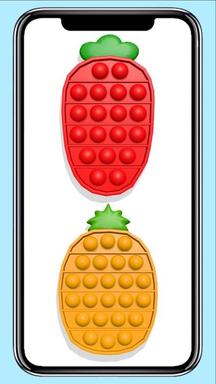 Pop it fidget toy calming Game screenshot-5