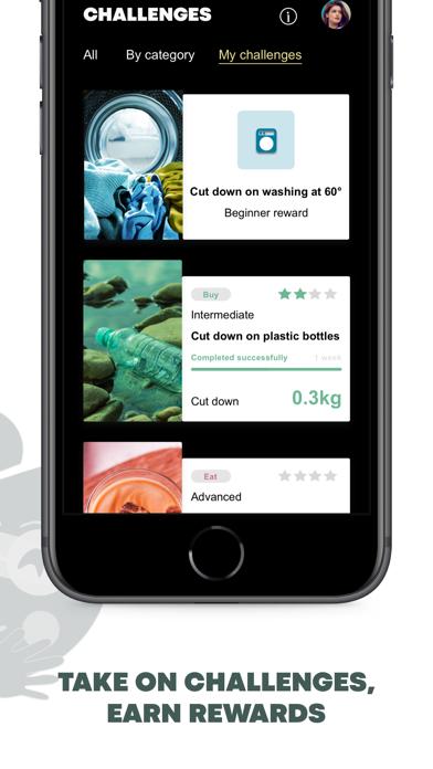 CO2HERO: Take low-CO2 actions screenshot #5