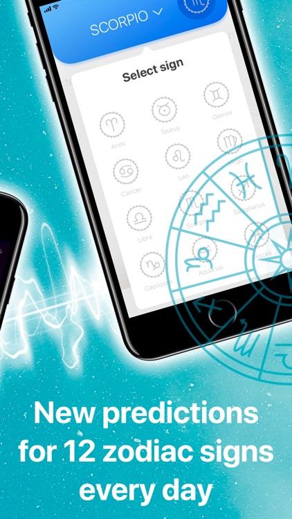Horoscope Widget - Astrology screenshot-3