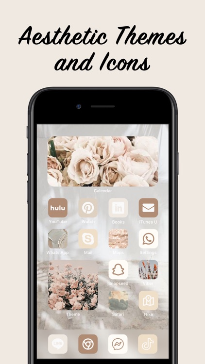 IconChic - Aesthetic Themes screenshot-3