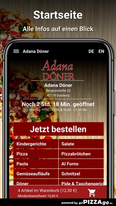 Adana Döner Duisburg screenshot 2