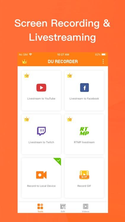 DU Recorder - Screen Recorder