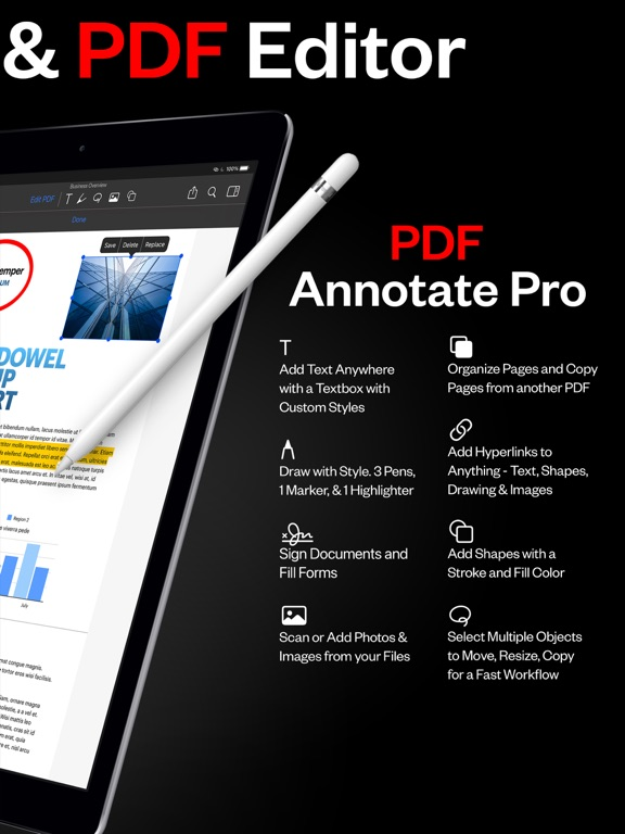 PDF Office Pro, Acrobat Expert Screenshots