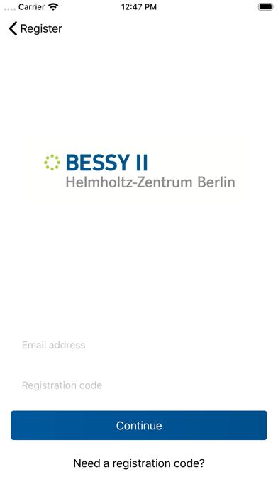 BESSY@HZB User Meeting 2020 screenshot 2