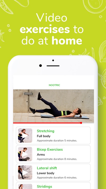 Nootric - Weight loss plans screenshot-6