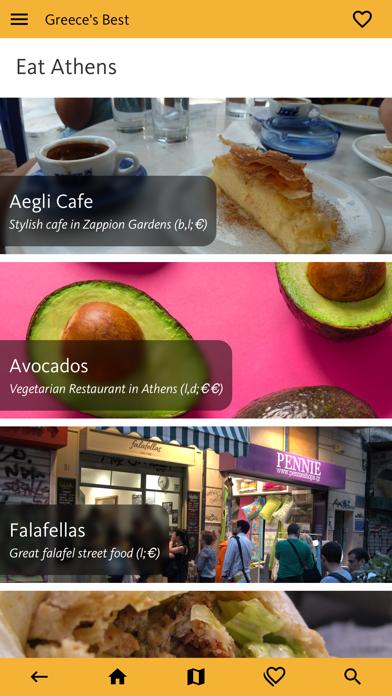 Greece's Best: Travel Guide screenshot 9