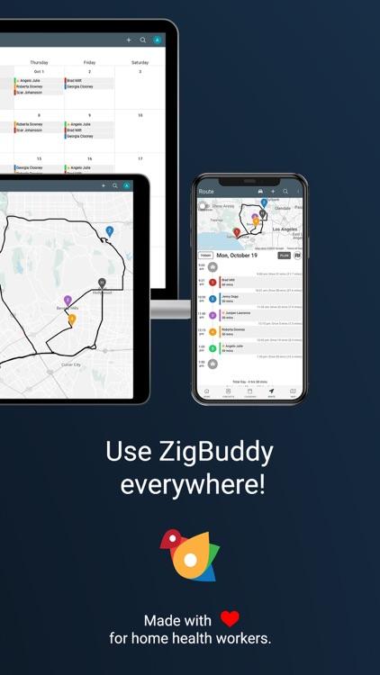 ZigBuddy! Home Health Planner screenshot-9