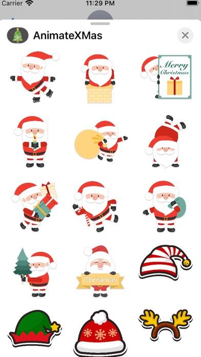 Animated Christmas Xmas screenshot 3