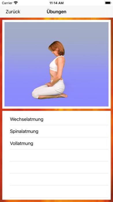 Yoga PranayamaScreenshot von 3