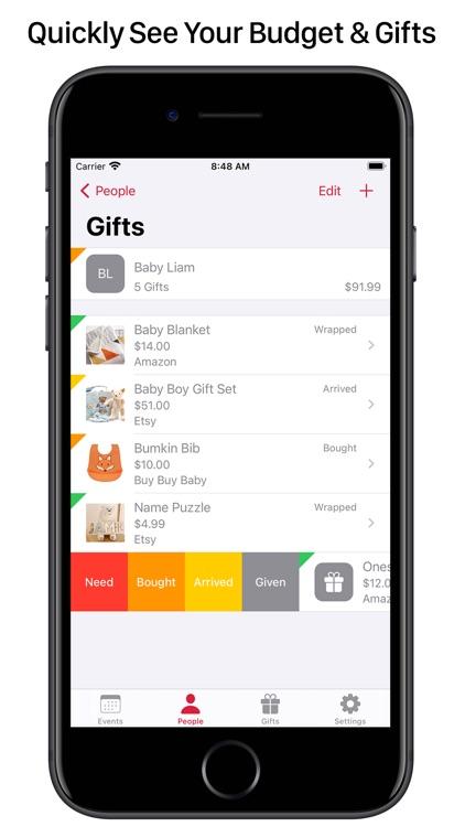 Go Gift - Gift List Manager