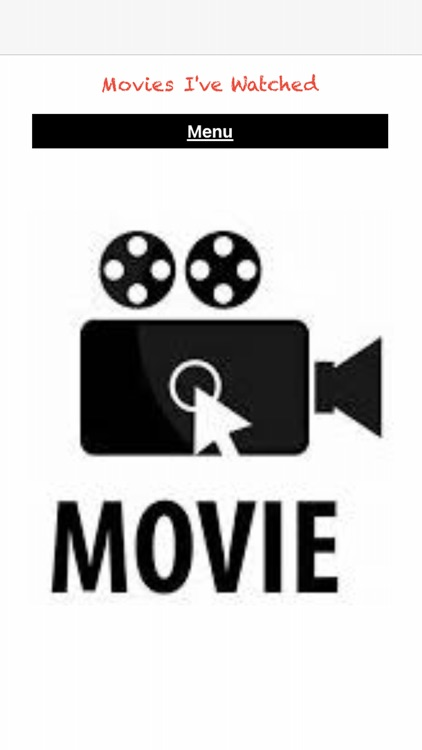 Movies I Have Watched