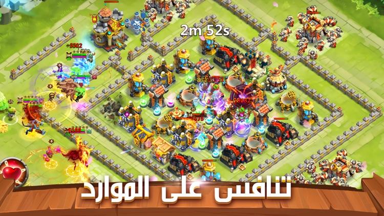 Castle Clash: حرب التحالفات