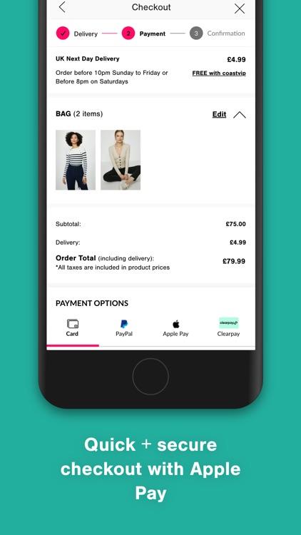 Coast Fashion: Online shopping screenshot-5