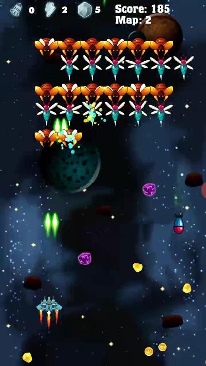 Space Attack- Galaxy Shooter! screenshot-6