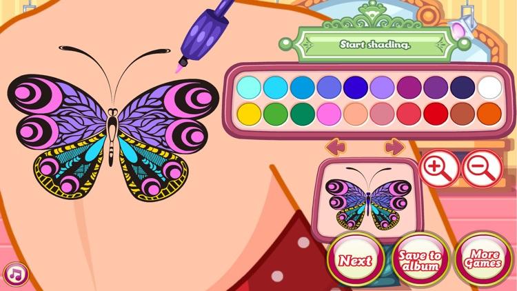 Tattoo Passion - Tattoo games screenshot-8