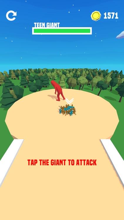 Attack On Giants screenshot-4