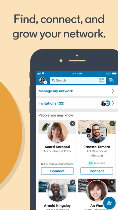 LinkedIn: Job Search & News screenshot three