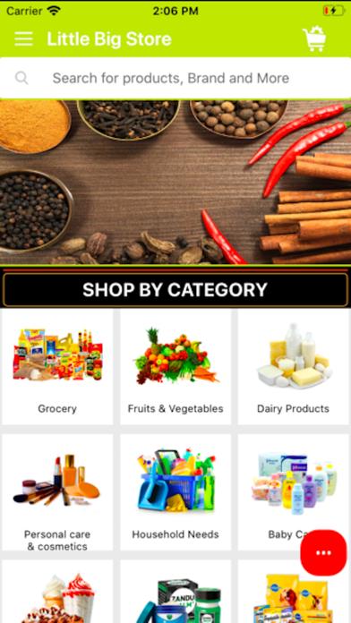 Little Big Store screenshot 1