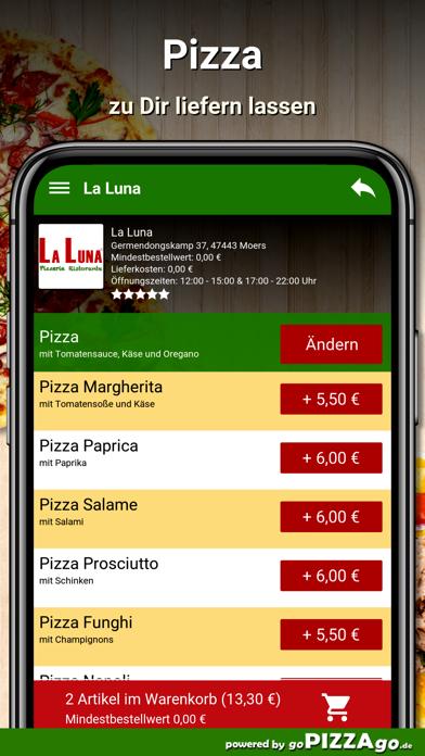 La Luna Essen Moers screenshot 5
