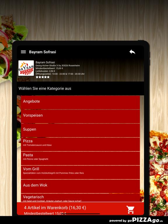 Bayram Sofrasi Rosenheim screenshot 8