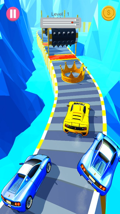 Smashing Cars Race