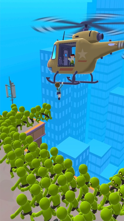 Helicopter Escape 3D screenshot-5