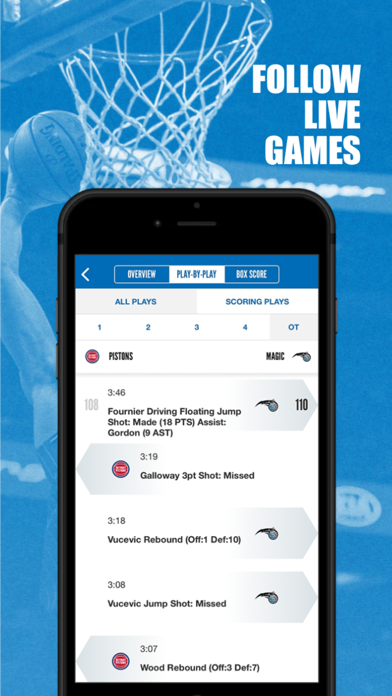 messages.download Orlando Magic Mobile software