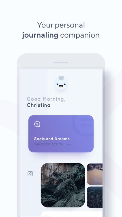Reflectly - Journal & AI Diary screenshot-3