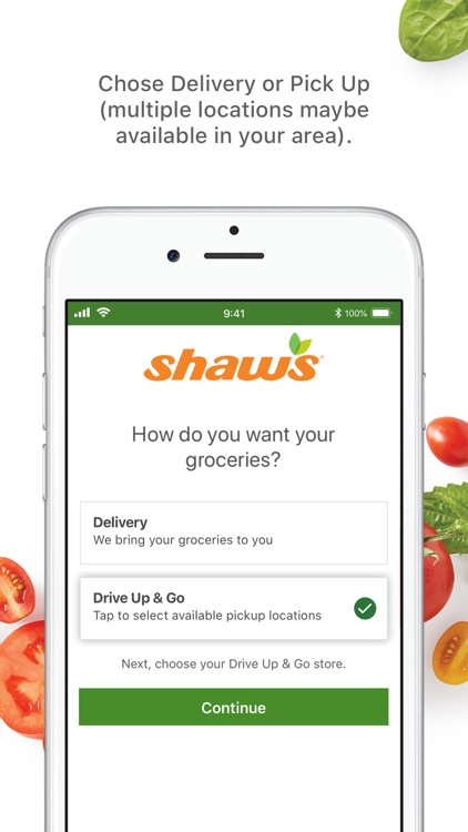 Shaw's Delivery & Pick Up screenshot-4