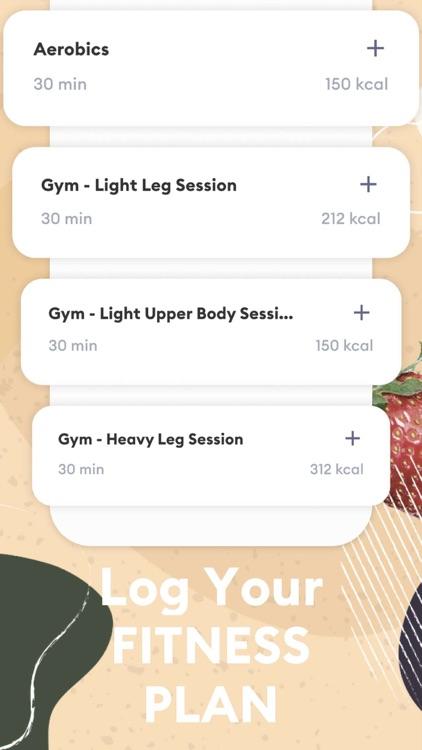 Berry: Calorie Counter & Diet screenshot-3