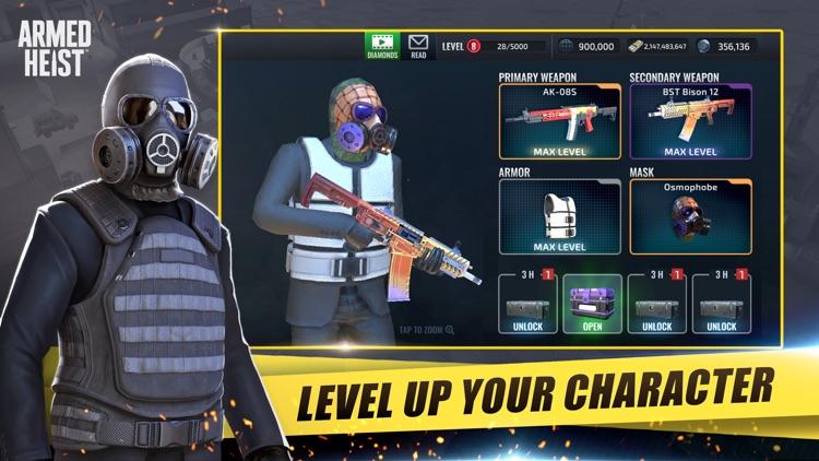 Armed Heist: Shooting Games screenshot-4