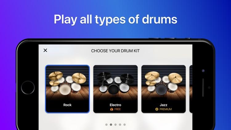 Drums: Play Beats & Drum Games screenshot-4