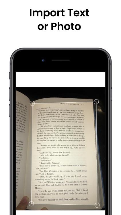 Audiofy -News Book Text Reader screenshot-7