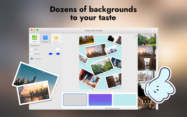 ‎Design Your Collage Screenshot