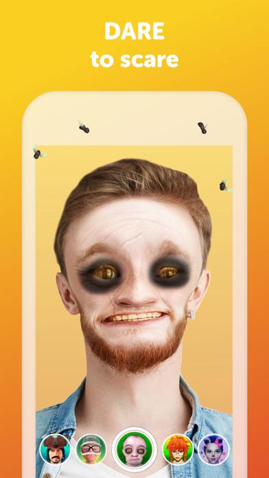 Banuba: Funny Face Swap Filter Screenshot