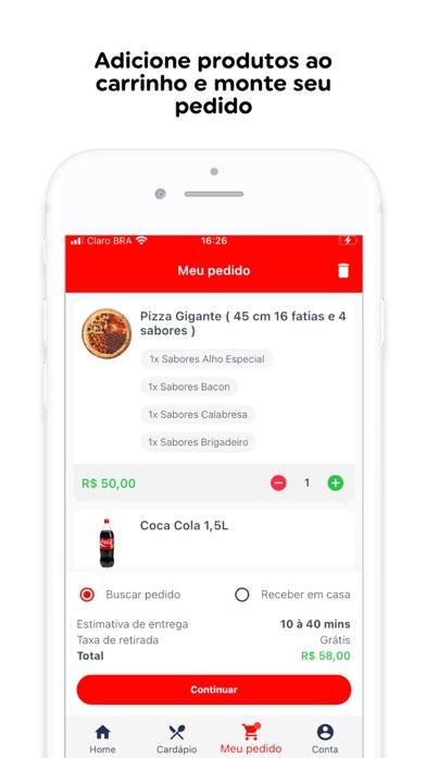 Disk Pizza Rodrigues screenshot 4