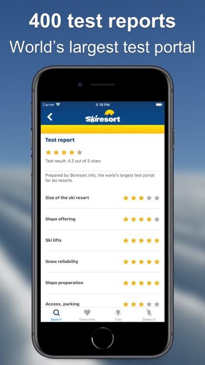 Skiresort.info – ski app screenshot-6