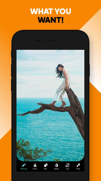Photoly Remove Object & Editor Screenshot