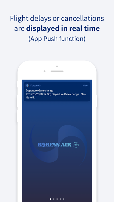 messages.download Korean Air My software