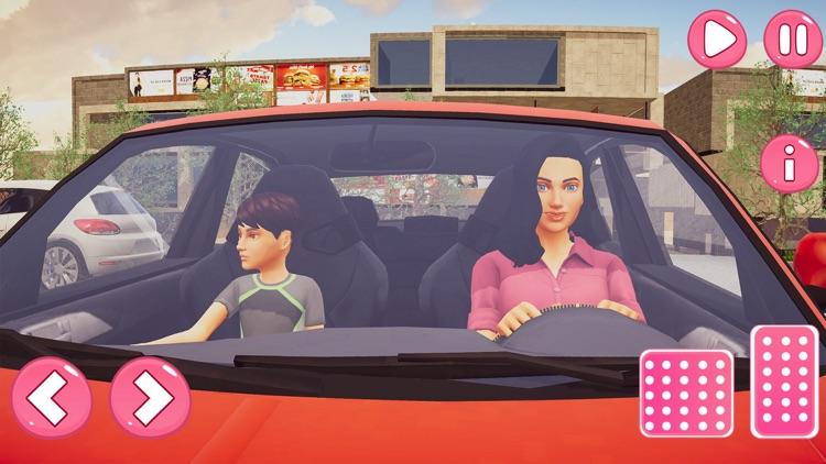 Virtual Mother : Dream Family screenshot-4