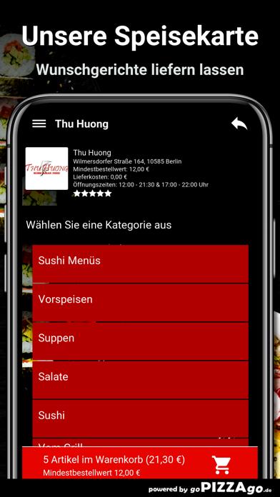 Thu Huong Berlin screenshot 4